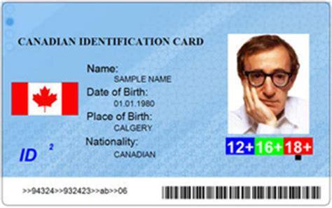 novelty id card template id gallery of pictures id uk