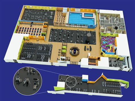gym floor plan layout floor plan design gym home deco plans