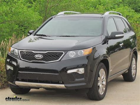Kia Sorento 2012 Towing Capacity 2012 Kia Sorento Trailer Hitch Draw Tite
