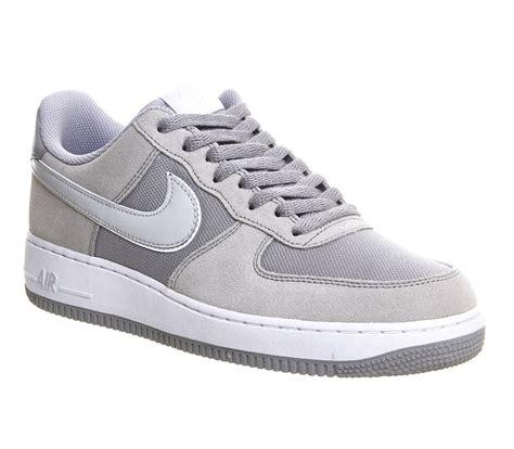 Nike Air One Herren 1044 by Nike Nike Air One M Wolf Grey Sneaker Herren