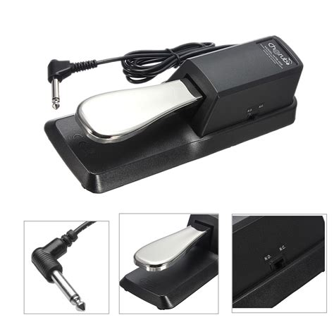 Pedal Sustain Keyboard Roland keyboard digital piano der sustain pedal for yamaha