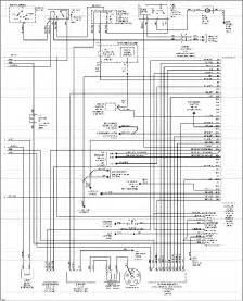 volvo 850 turbo t 5 and t 5r system wiring diagrams