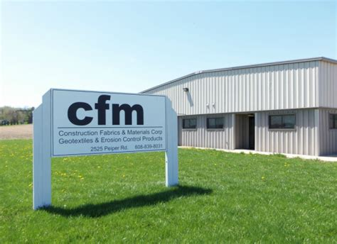 Cfm Cottage Grove by Location Cfm Wisconsin Supplier Of Erosion