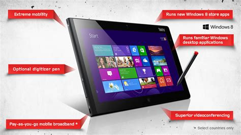 Lenovo Tablet 2 Windows lenovo thinkpad tablet 2 atom windows 8 tablet images