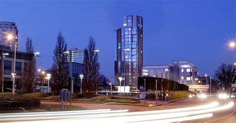 Of Wales Cardiff Mba by These Are The Pictures Of A 22 Storey Apartment