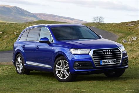 Audi Q7 2015 Price by Audi Q7 Suv From 2015 Used Prices Parkers