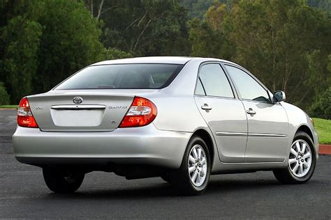 2002 Toyota Camry Value 2002 Toyota Camry Reviews Specs And Prices Cars