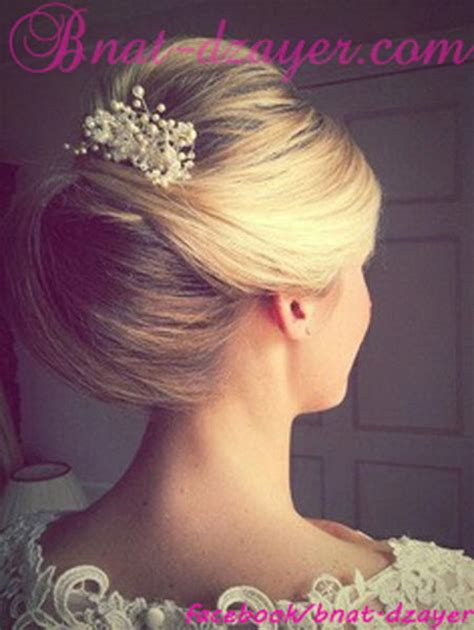 Wedding Hairstyles Mostly by Chignon Mariage Turc