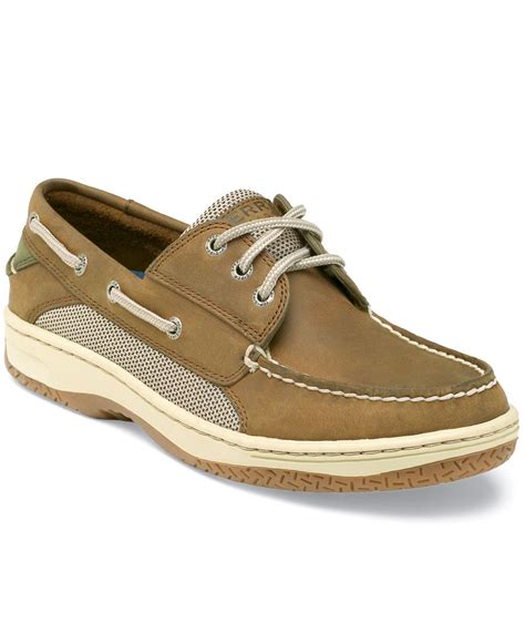 sperrys shoes sperry top sider s billfish 3 eye boat shoes extended