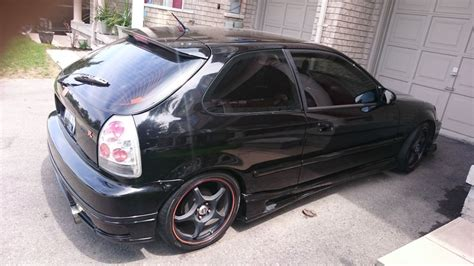 custom honda hatchback custom 98 civic hatchback 4 sale best offer takes it