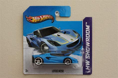 Hotwheels Lotus M250 wheels 2013 hw showroom lotus m250 blue