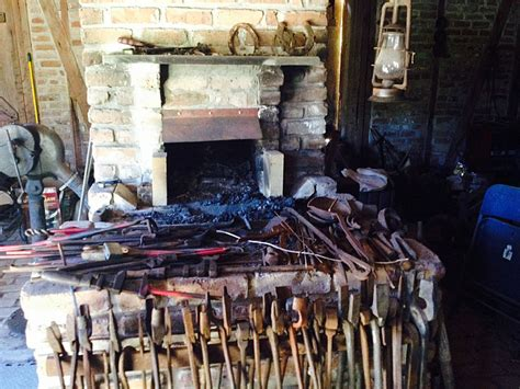 robin s blacksmith shop slavery and remembrance