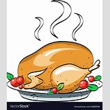 Cartoon Cooked Turkey | 933 x 1080 jpeg 164kB