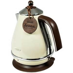 Delonghi Vintage Toaster Delonghi Icona Vintage Wasserkocher Creme Beige Kbov 2001