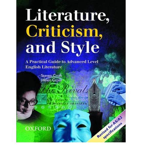 literature criticism and style literature criticism and style steven croft 9780198314738