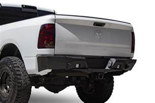 dodge ram 2500 3500 stealth fighter rear bumper