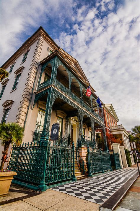 john rutledge house inn the john rutledge house inn photograph by wendy mogul