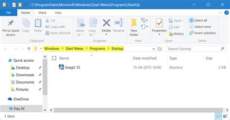 Windows Auto Start Programs by How To Make Programs Run On Startup In Windows 10 8 7