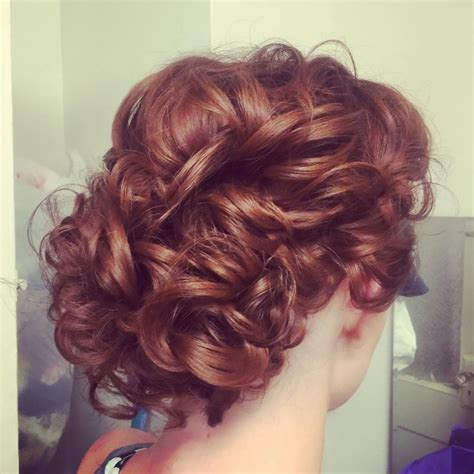 design of hairstyles 27 updos for curly hair designs ideas hairstyles
