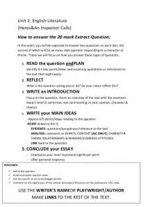 Exles Of Essay Questions by How To Answer The 20 Essay Question
