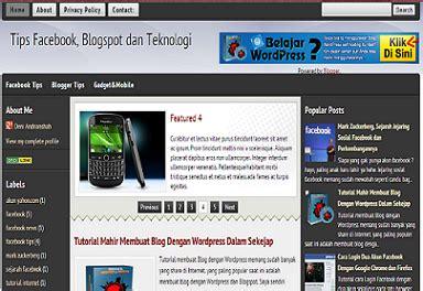 tutorial wordpress mahir tips blogger dan berita ponsel