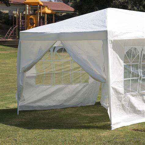 white outdoor gazebo canopy wedding party tent