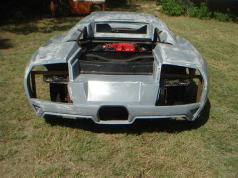 Lamborghini Project Car For Sale Purchase New Lamborghini Kit Car Lamborghini Murcielago