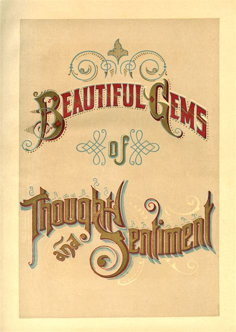 Free Victorian Graphic   Gorgeous Typography   The Graphics Fairy