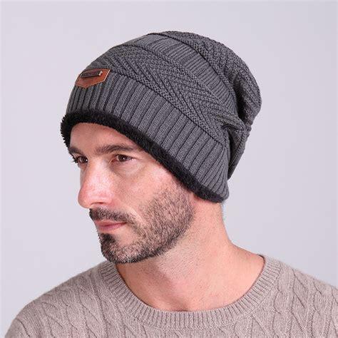 knit beanie mens 2015 brand beanies knit s winter hat caps skullies