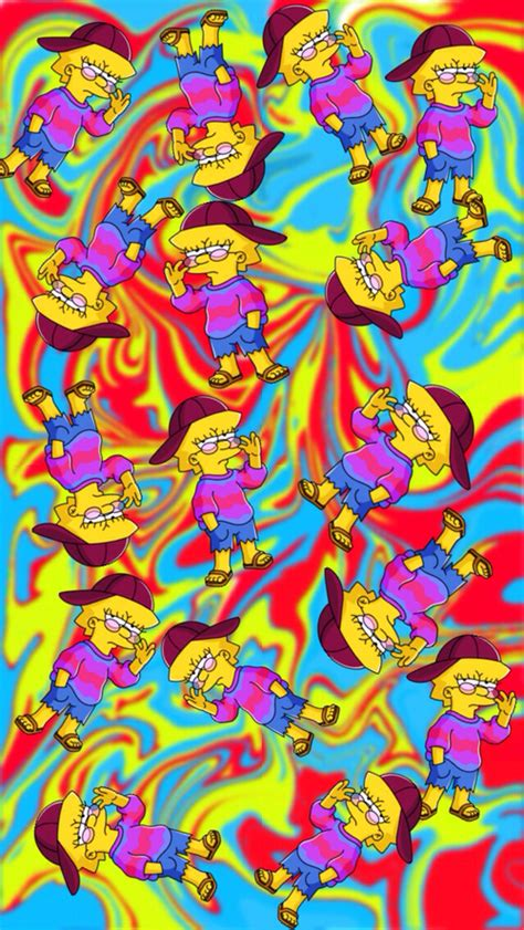 imagenes tumblr los simpsons lisa simpson hipster wallpaper exclusive of sofi s