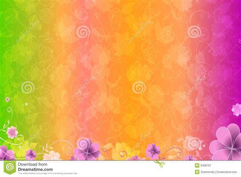 background design elements flower background element for design vector royalty free