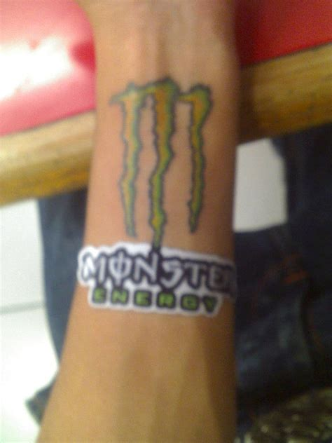 monster energy tattoo energy by orestes8 on deviantart