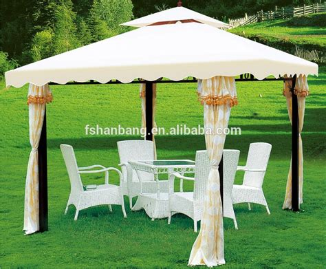 sale 3x3 3 5x3 5m wrought iron outdoor garden gazebo