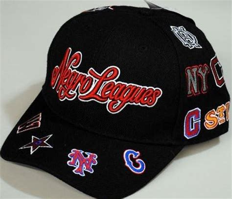 it s a black thang negro league baseball products