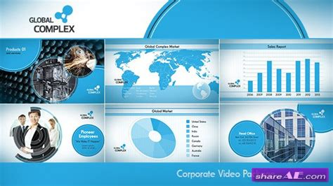 after effects corporate templates free corporate after effects templates free