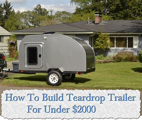 1000 ideas about teardrop trailer on mini