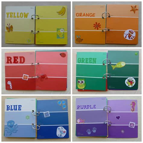 47 best diy book projects images on activities childhood education and colors