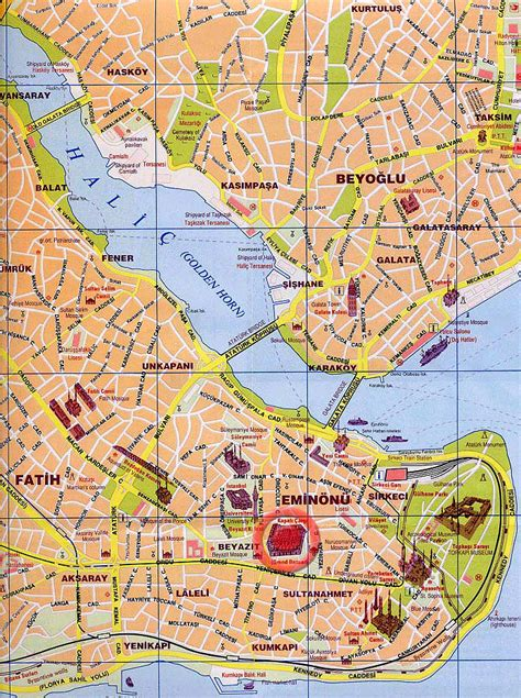 grand mappa geografica kalender carpet shop in the istanbul grandbazaar