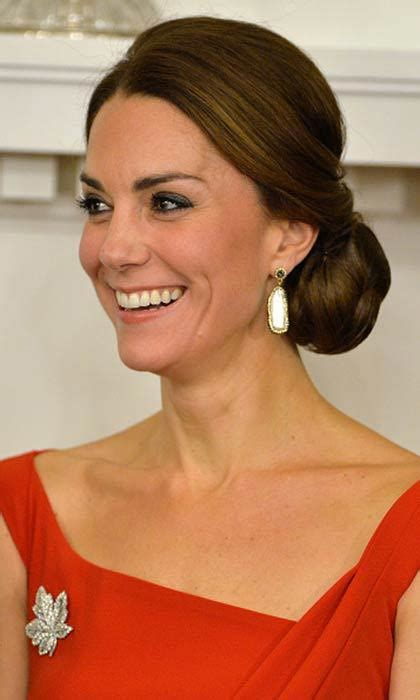 haircuts in cambridge ontario the duchess of cambridge s most elegant hairstyles photo 1