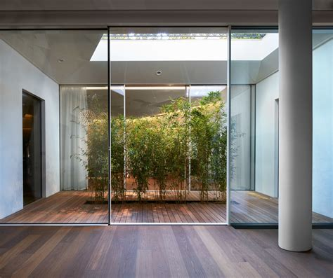 park architectural glass clear living