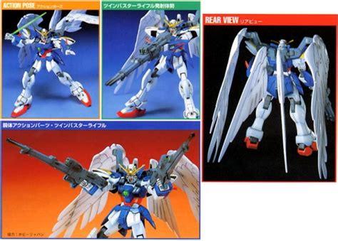 Hg Wing Zero Custom Bandai ew 01 hg 1 144 wing gundam zero custom bandai gundam