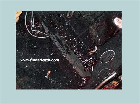 Dale Earnhardt May Shield Smith Autopsy Photos by Caution Image May Be Disturbing Interior Not Pretty