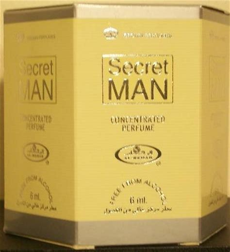 Al Rehab 6ml Secret secret 6ml 2oz roll on perfume by alrehab
