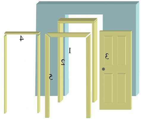 Interior Doors And Frames Interior Door Frames Photo