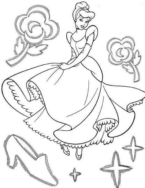Dibujos Para Pintar De Princesas Para Imprimir Imagui | dibujos de princesas para colorear e imprimir imagui
