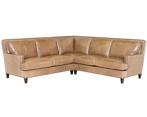 classic leather sectional classic leather palermo sectional 8559 leather furniture usa