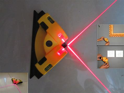 Laser Square Line Alat Ukur Sudut 90 Derajat jual square laser line bx25 alat ukur siku laser alat