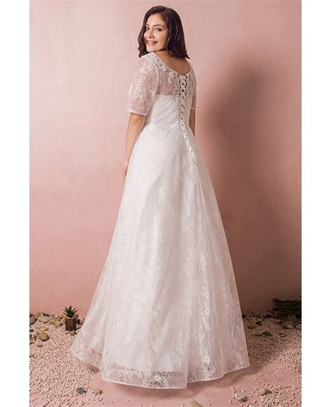 Discount Modest Wedding Dresses by Discount Modest Wedding Dresses Lace 28 Images Simple
