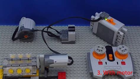 lego motor tutorial tutorial lego power functions connect motor and wheel