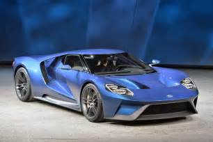 Ford Gt 2015 Ford Gt Concept Detroit 2015 Photo Gallery Autoblog